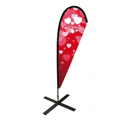 Winflag 254 cm aile