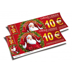 Chèques cadeaux classiques