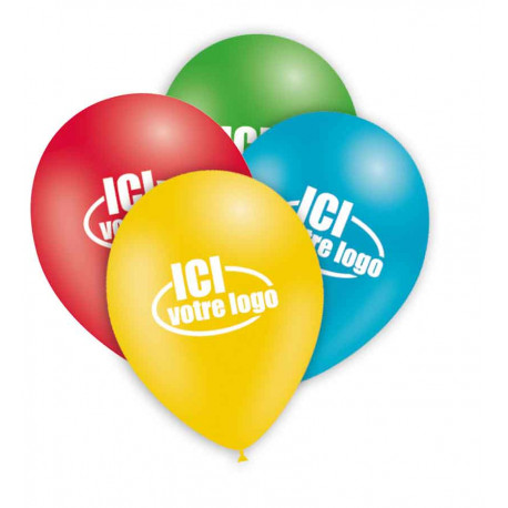 Ballons personnalisables