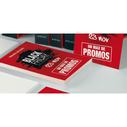 Tracts 21x29,7 Black Friday