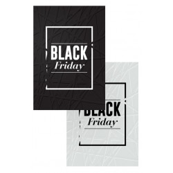 Guirlande fanions Black Friday