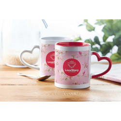 Mug Sublim Red