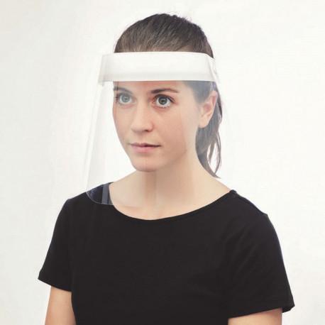 Bouclier de protection facial