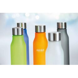 Bouteille 100% plastique recyclé