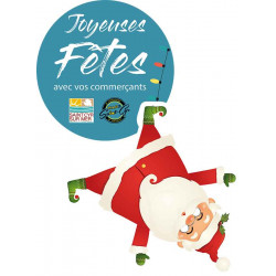 Sticker Noël