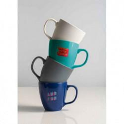 Mug en porcelaine 450 ml