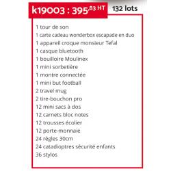 Kit classique 132 lots