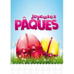 Guirlandes intérieures Joyeuses Pâques