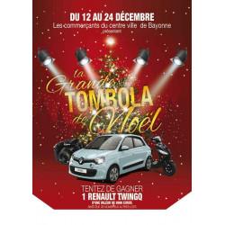 Tracts 15x21 Opération Grande Tombola