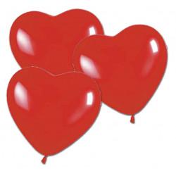 Ballons St Valentin - 100 ex