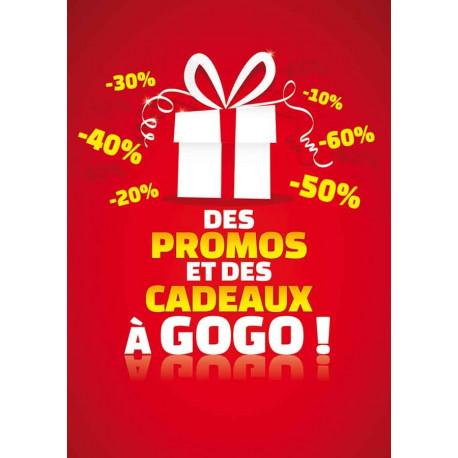 Affiches 40x60 cm Promos Cadeaux