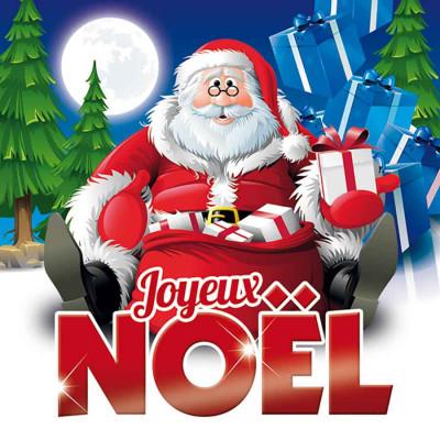 Joyeux Noël Père Noël BD