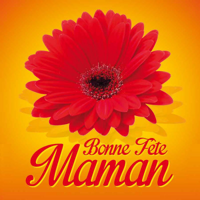 Bonne Fête Maman fleur