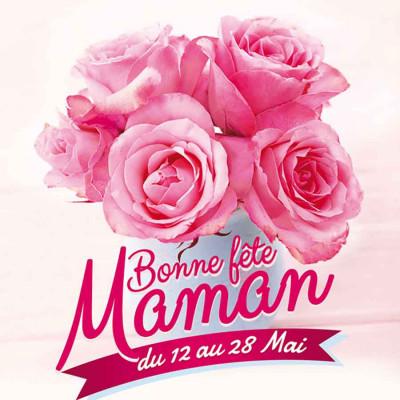 Bonne Fête Maman Roses