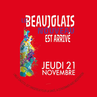 Beaujolais 2019 art