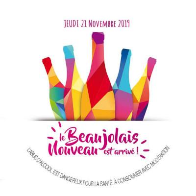 Beaujolais 2019 pop
