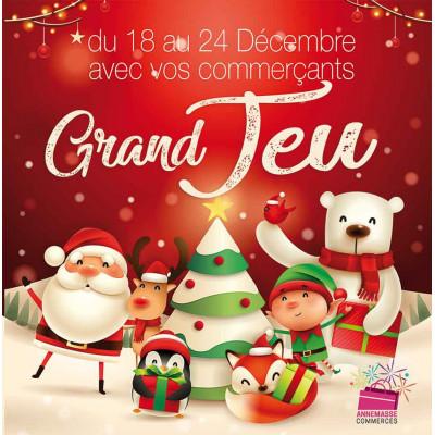 Joyeux Noël Santa & Friends