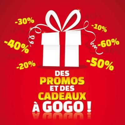 Promos Cadeaux