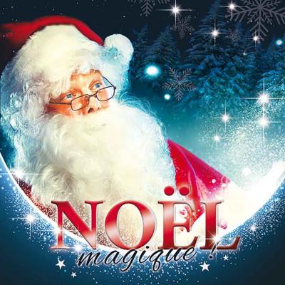 Noël magique Père Noël