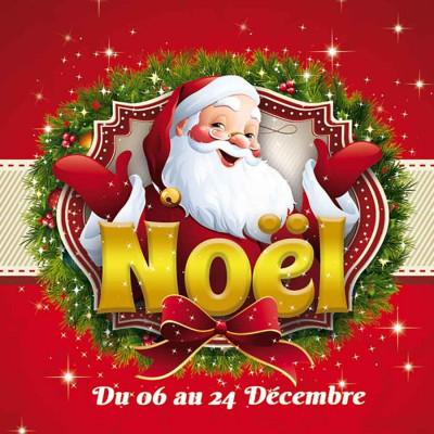 Noël Santa Claus