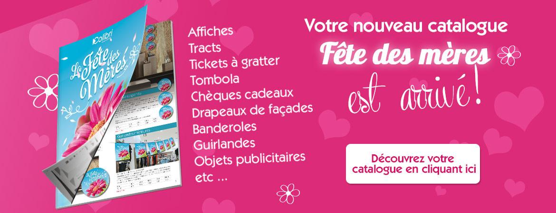Catalogue Fête des mères 2019