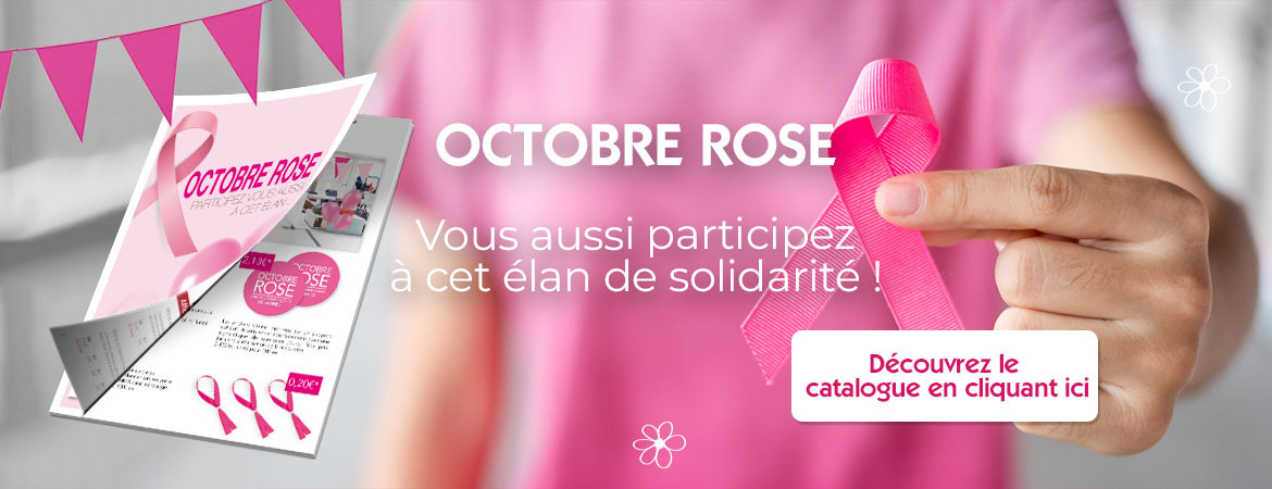 Catalogue Octobre rose 2020