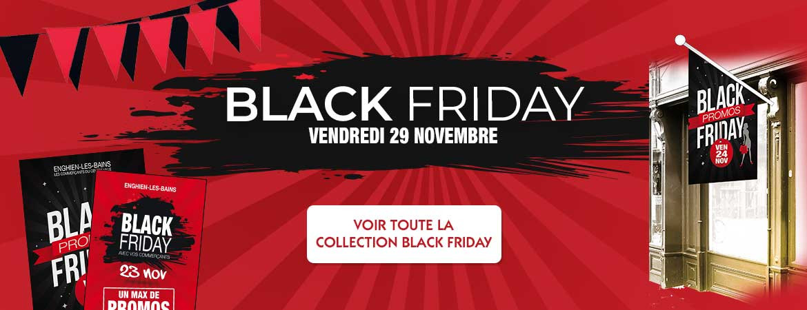 black friday unions commerciales