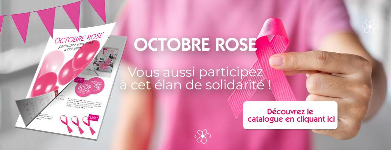 Catalogue Octobre rose 2019