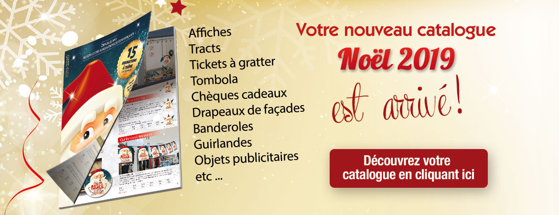 catalogue animations Noël 2019
