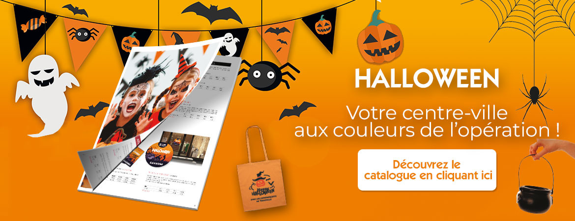 Halloween 2020 association de commerçants