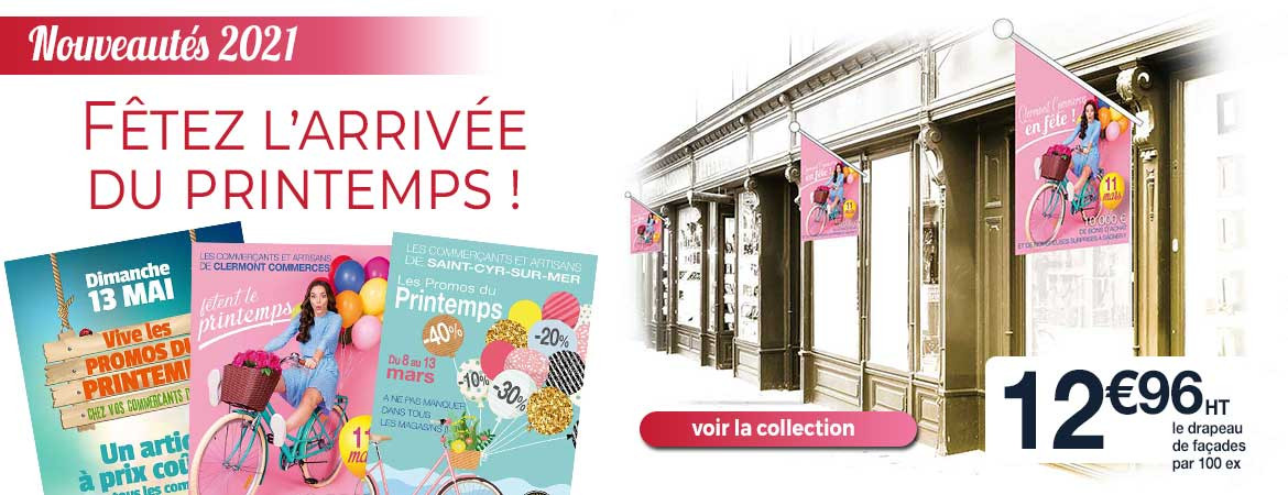 printemps animations commerciales